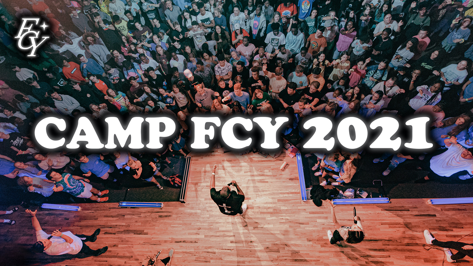 Camp FCY at the Spartanburg campus