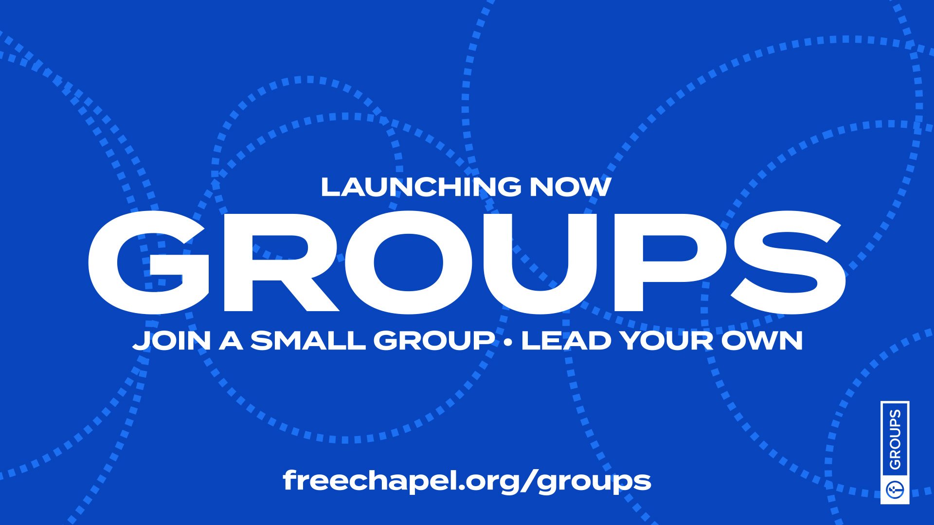 Groups Launch at the Gwinnett campus