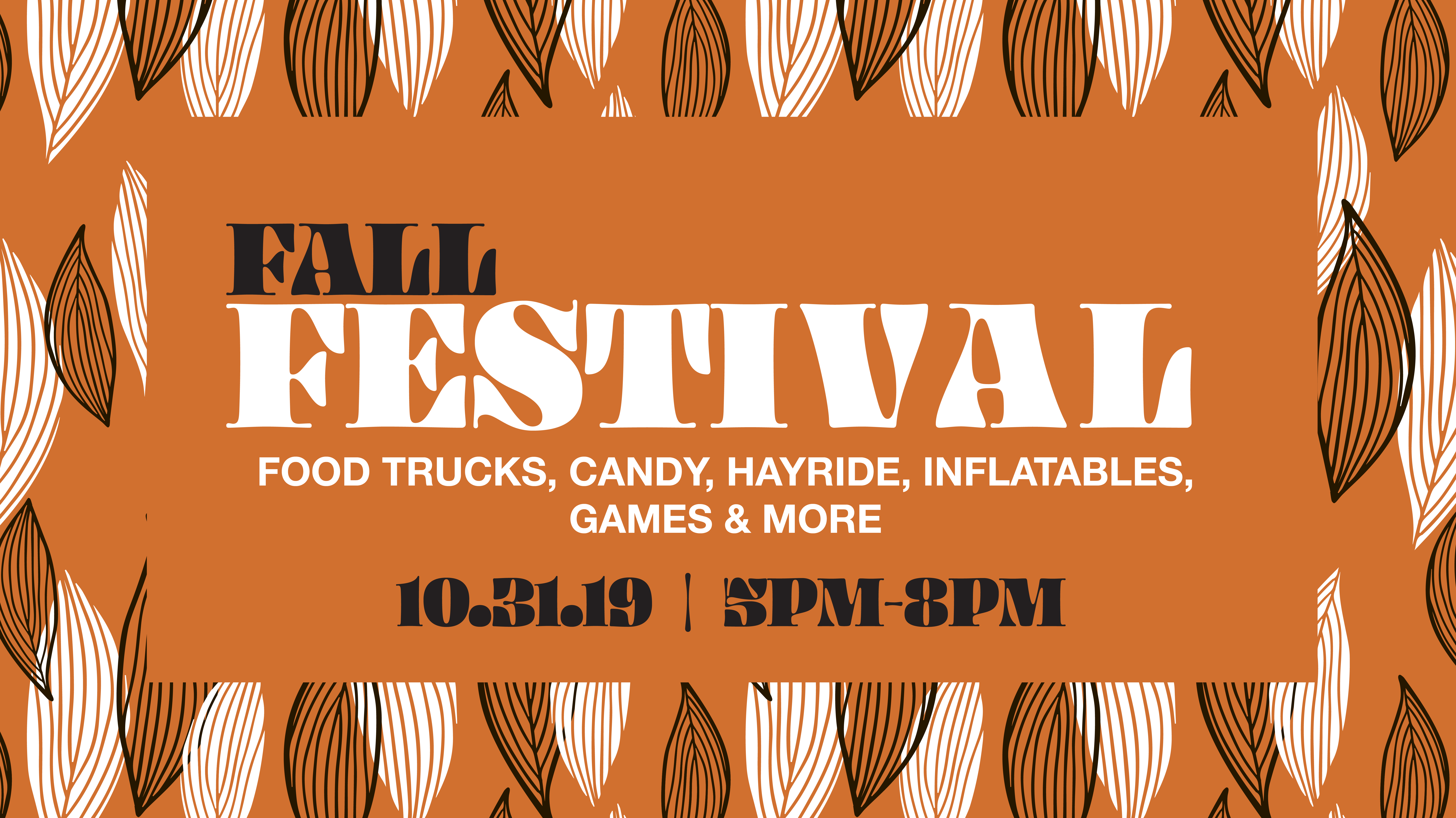 Fall Festival at the Orange County campus