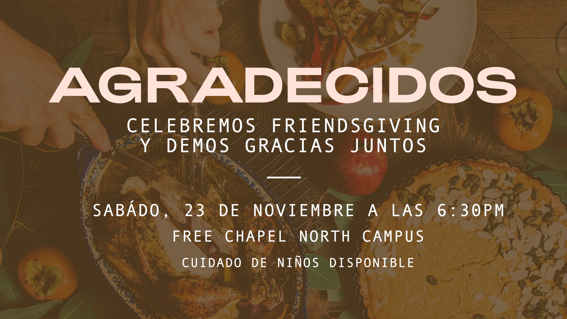Agradecidos at the Gainesville campus