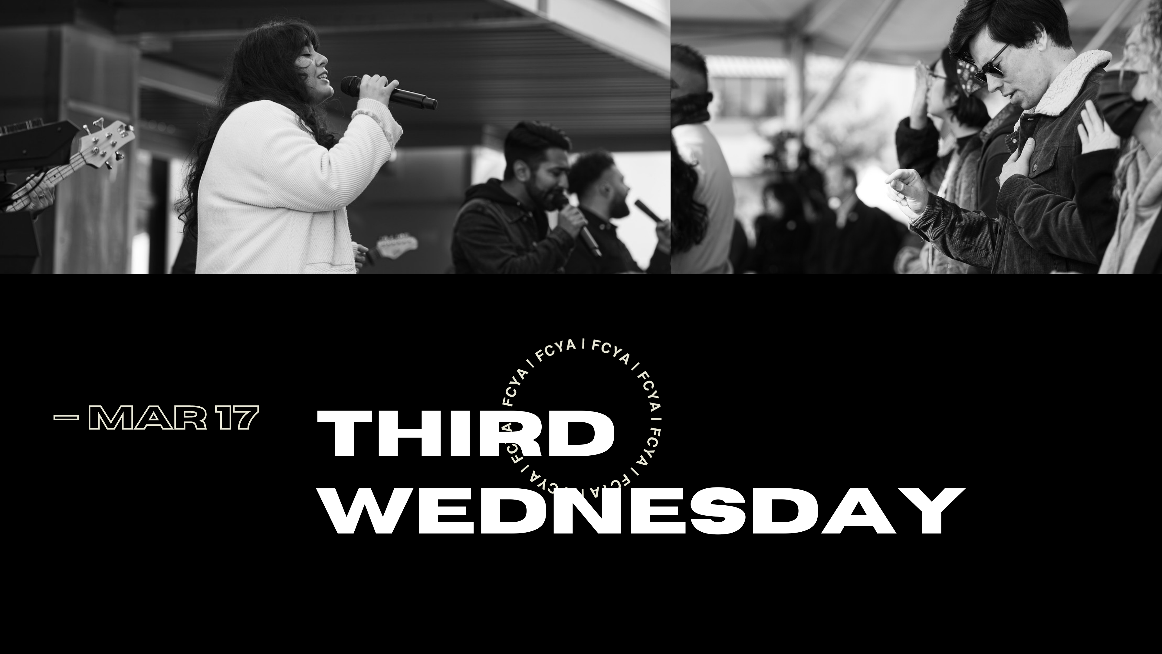 Third Wednesday at the Orange County campus