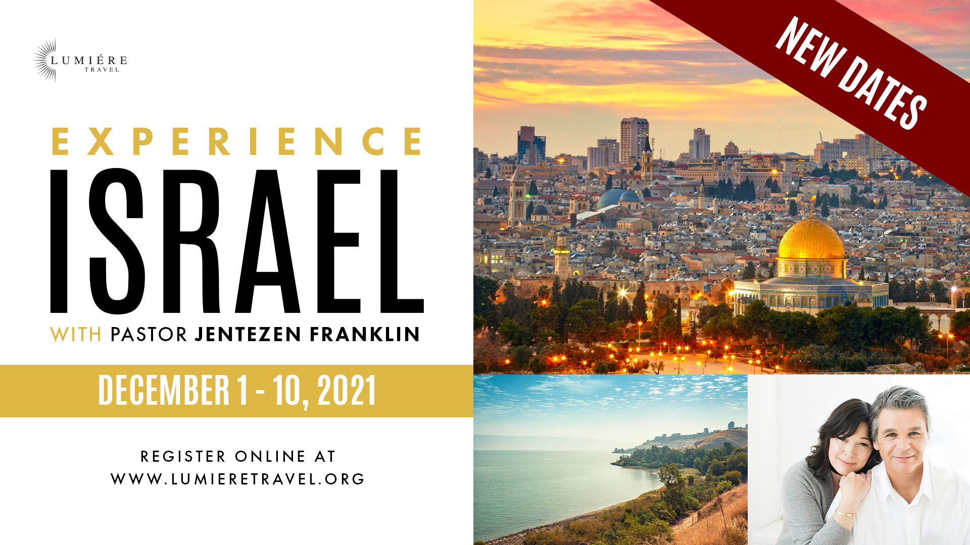 Experience Israel 2021 at the Gwinnett campus
