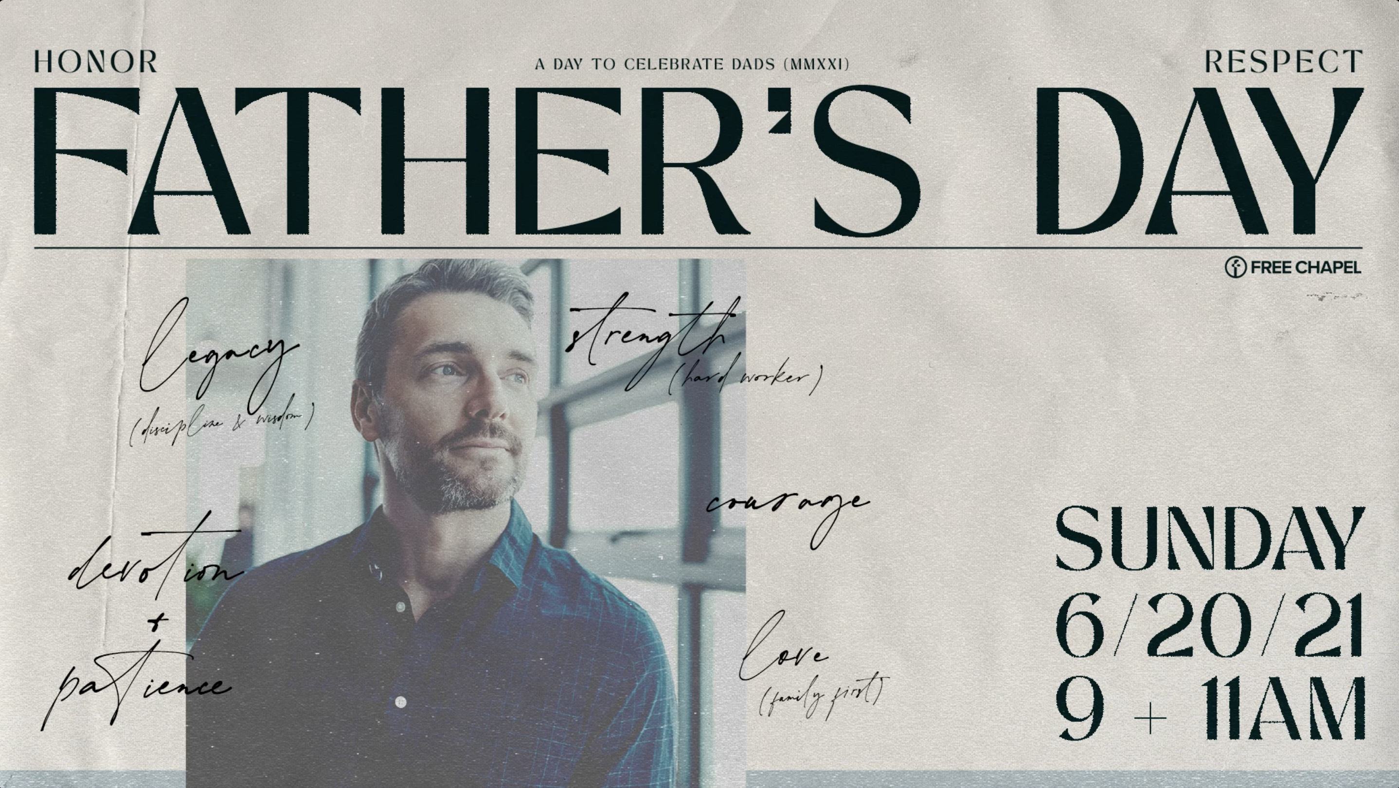Father's Day at Free Chapel at the Braselton campus