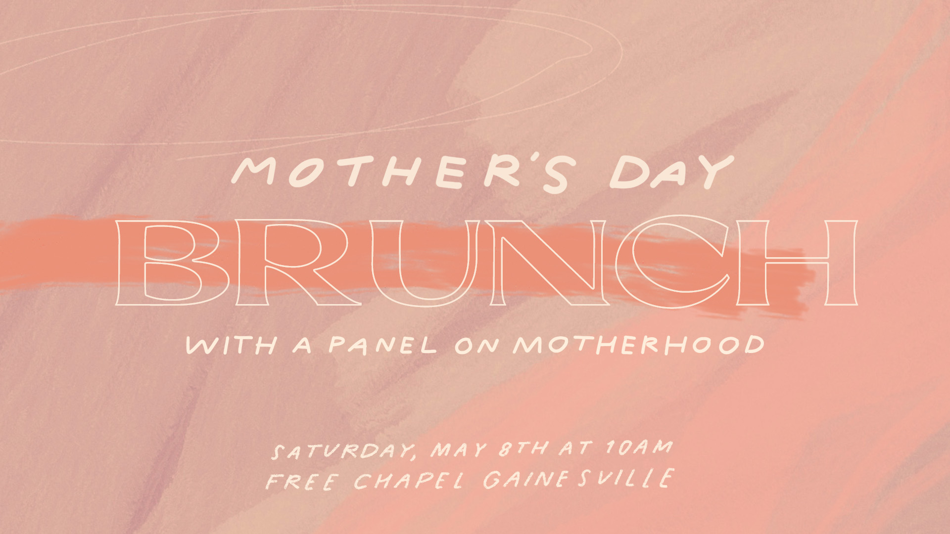 Mother's Day Brunch at the Cumming campus