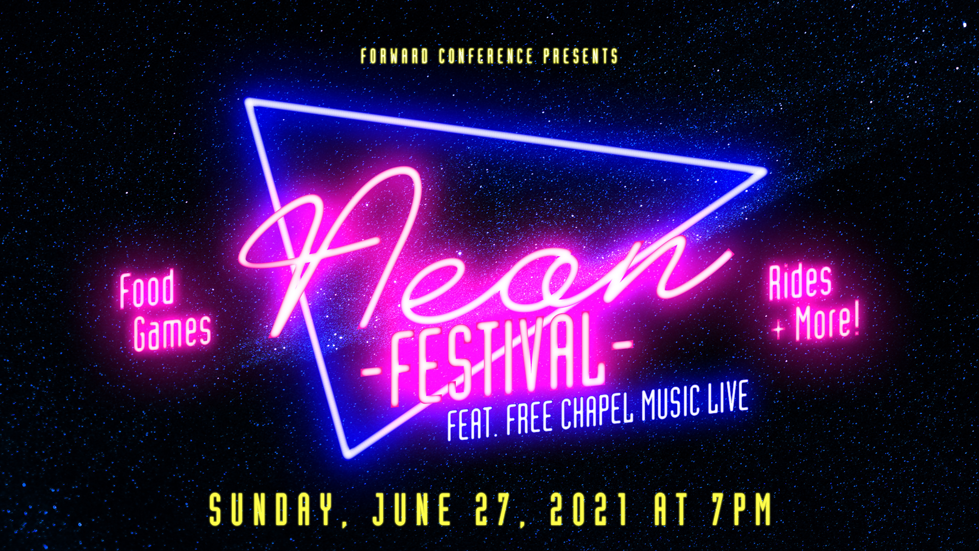Neon Festival @ Gainesville at the Midtown campus