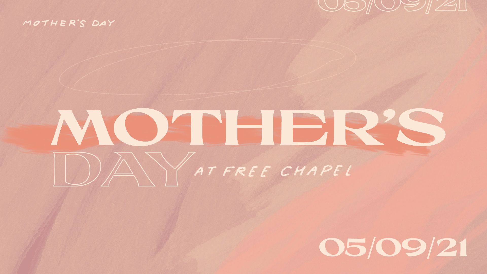 Mother's Day at Free Chapel at the Orange County campus