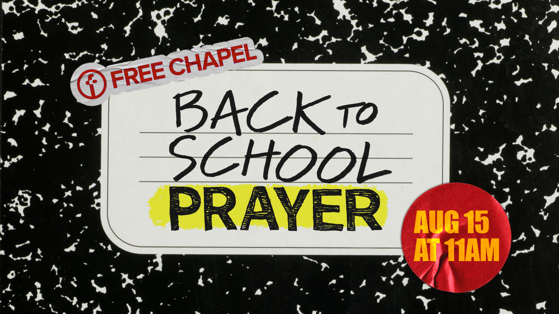 Back to School Prayer at the Spartanburg campus