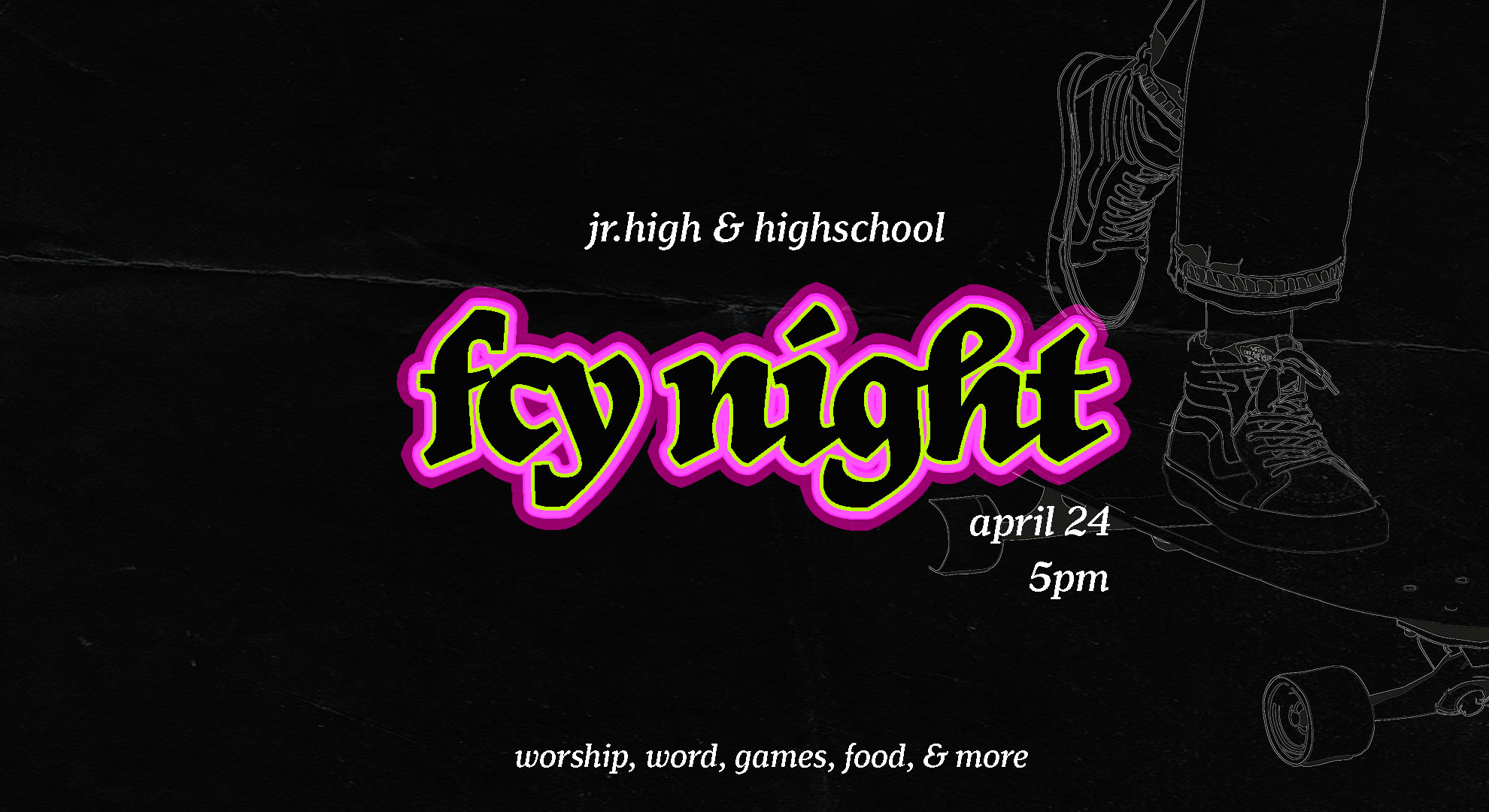 FCY Night at the Orange County campus