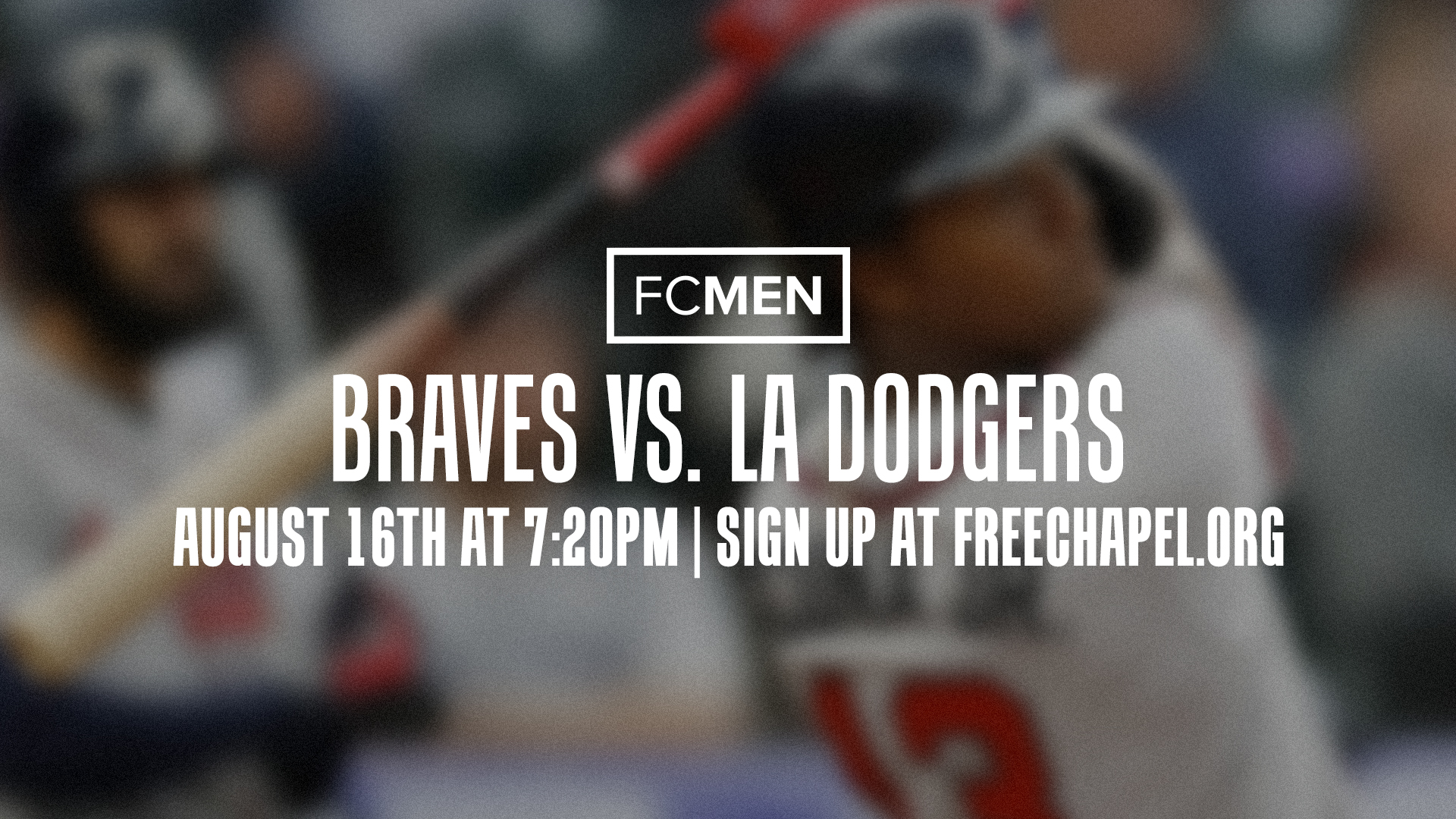 FCMen Braves vs. Dodgers at the Gainesville campus