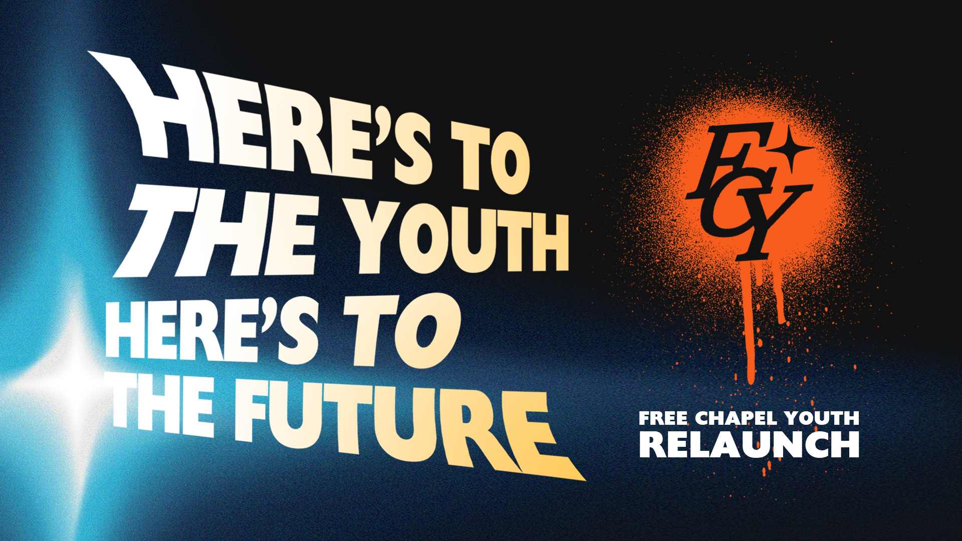 Free Chapel Youth Relaunch! at the Midtown campus