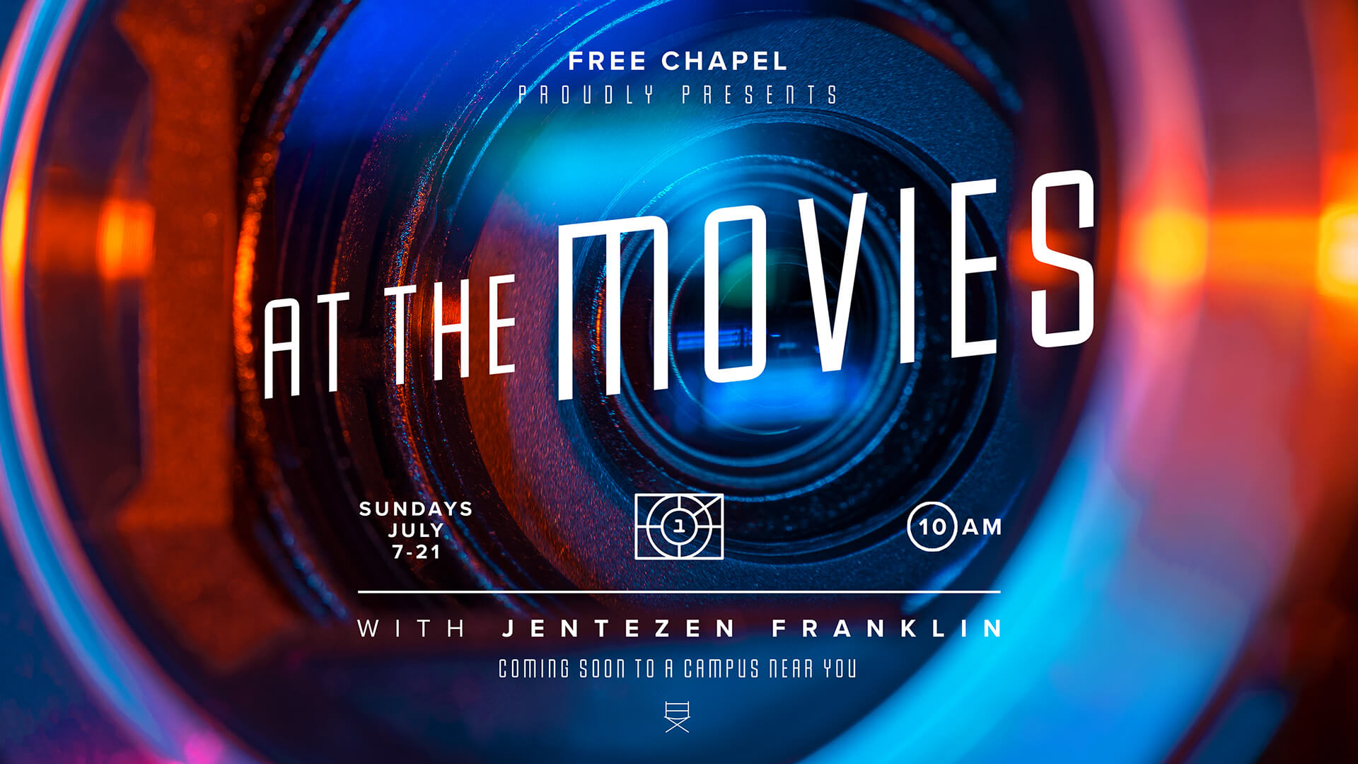 At The Movies at the Spartanburg campus