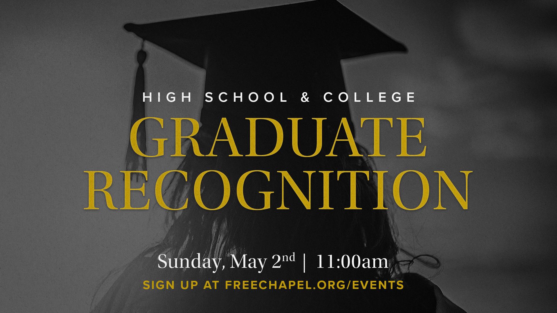 Graduate Recognition at the Spartanburg campus