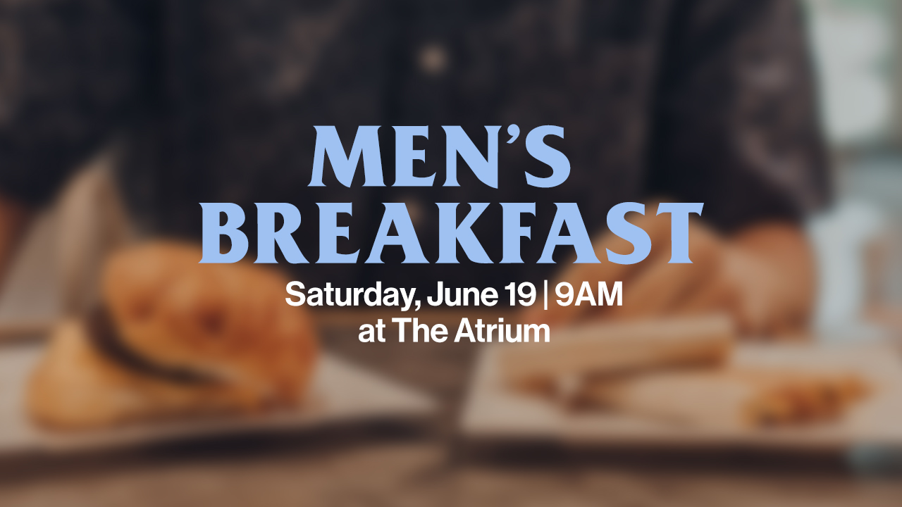 Men's Breakfast at the Spartanburg campus
