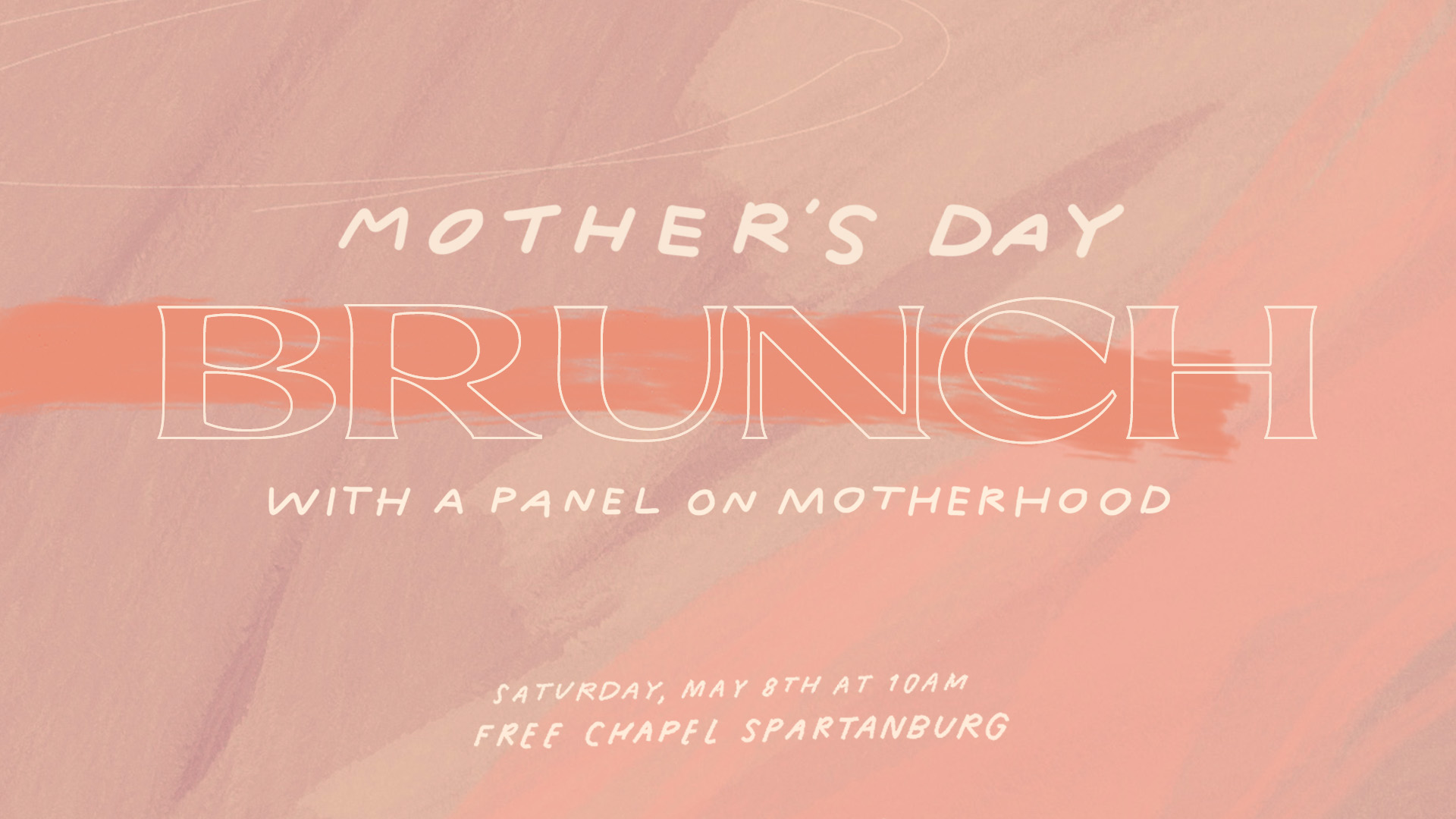 Mother's Day Brunch at the Spartanburg campus