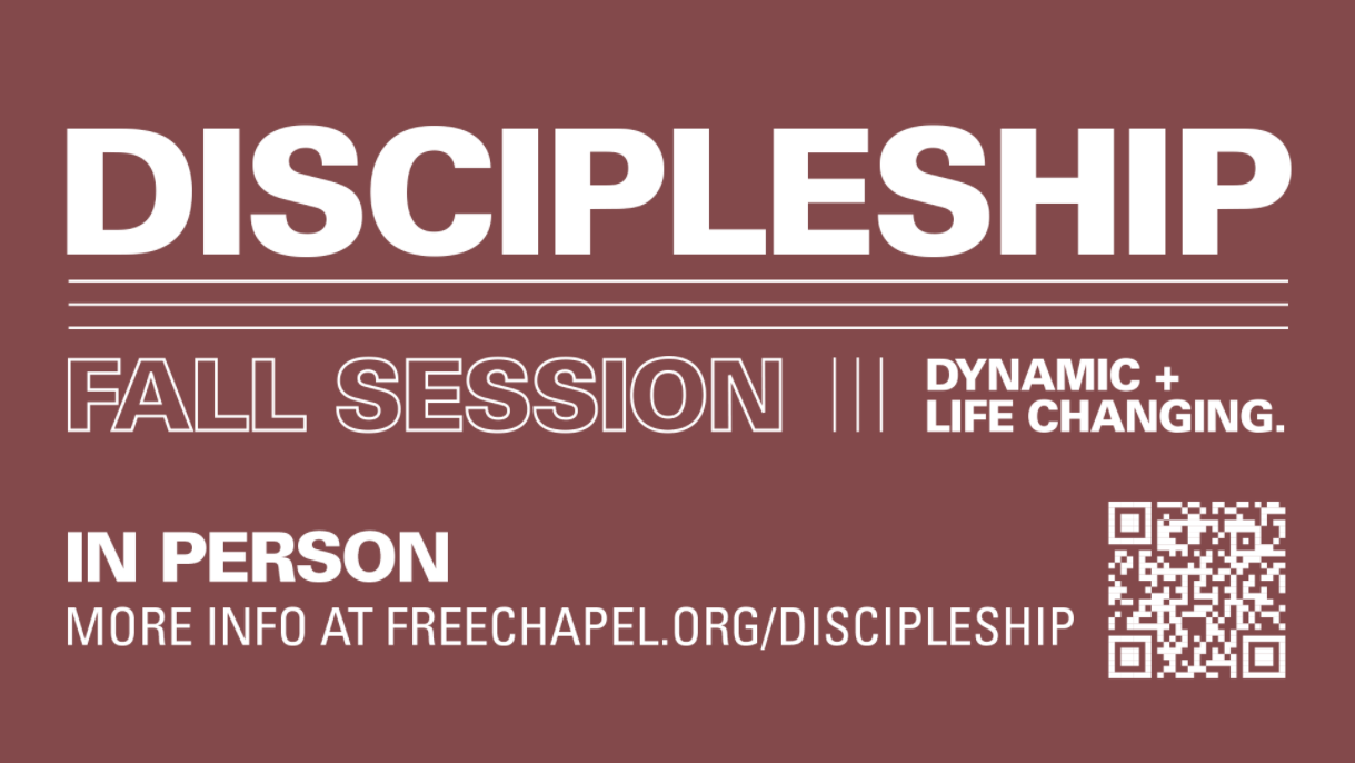School of Discipleship at the Gainesville campus