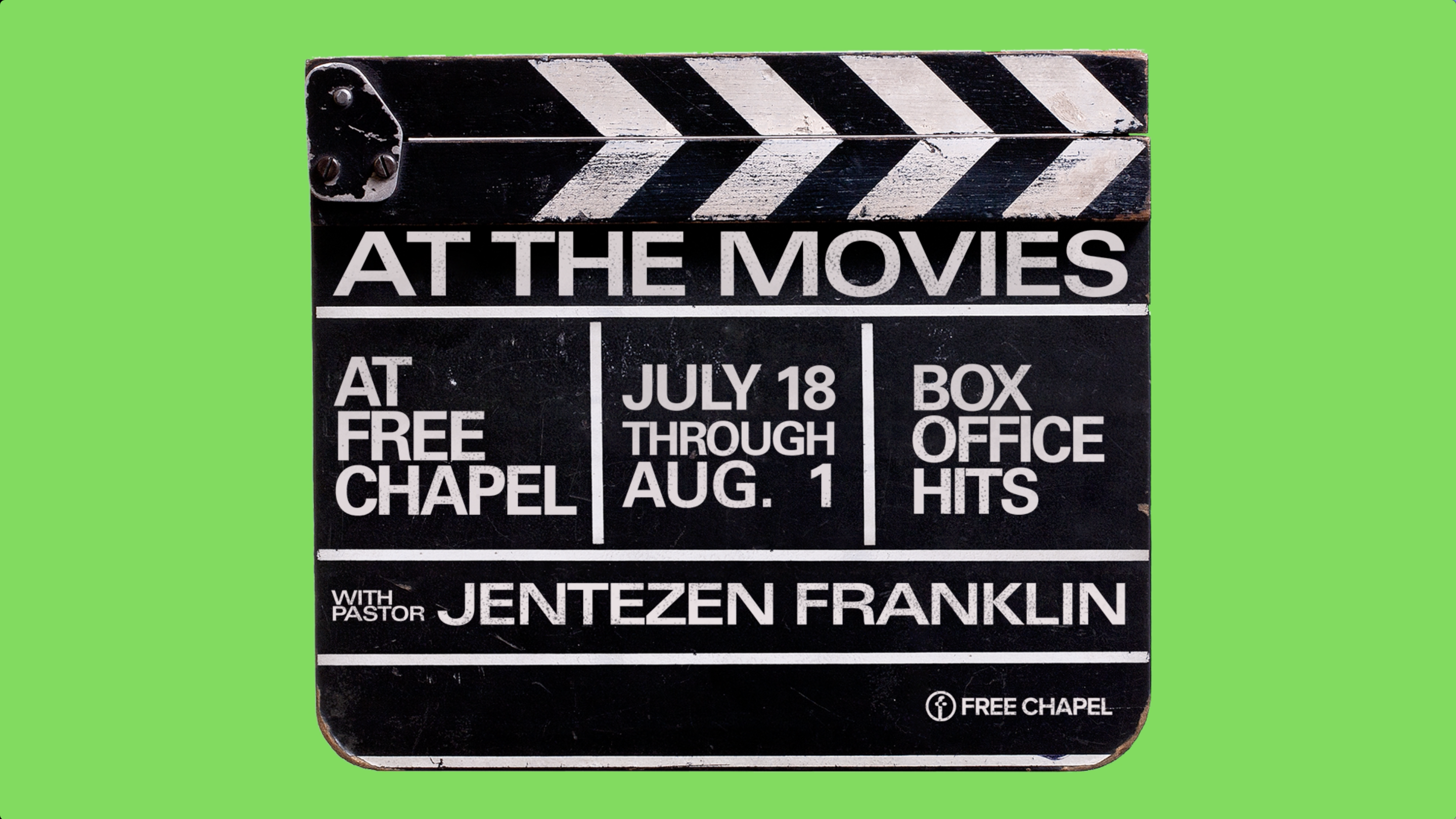 At The Movies at the Gainesville campus