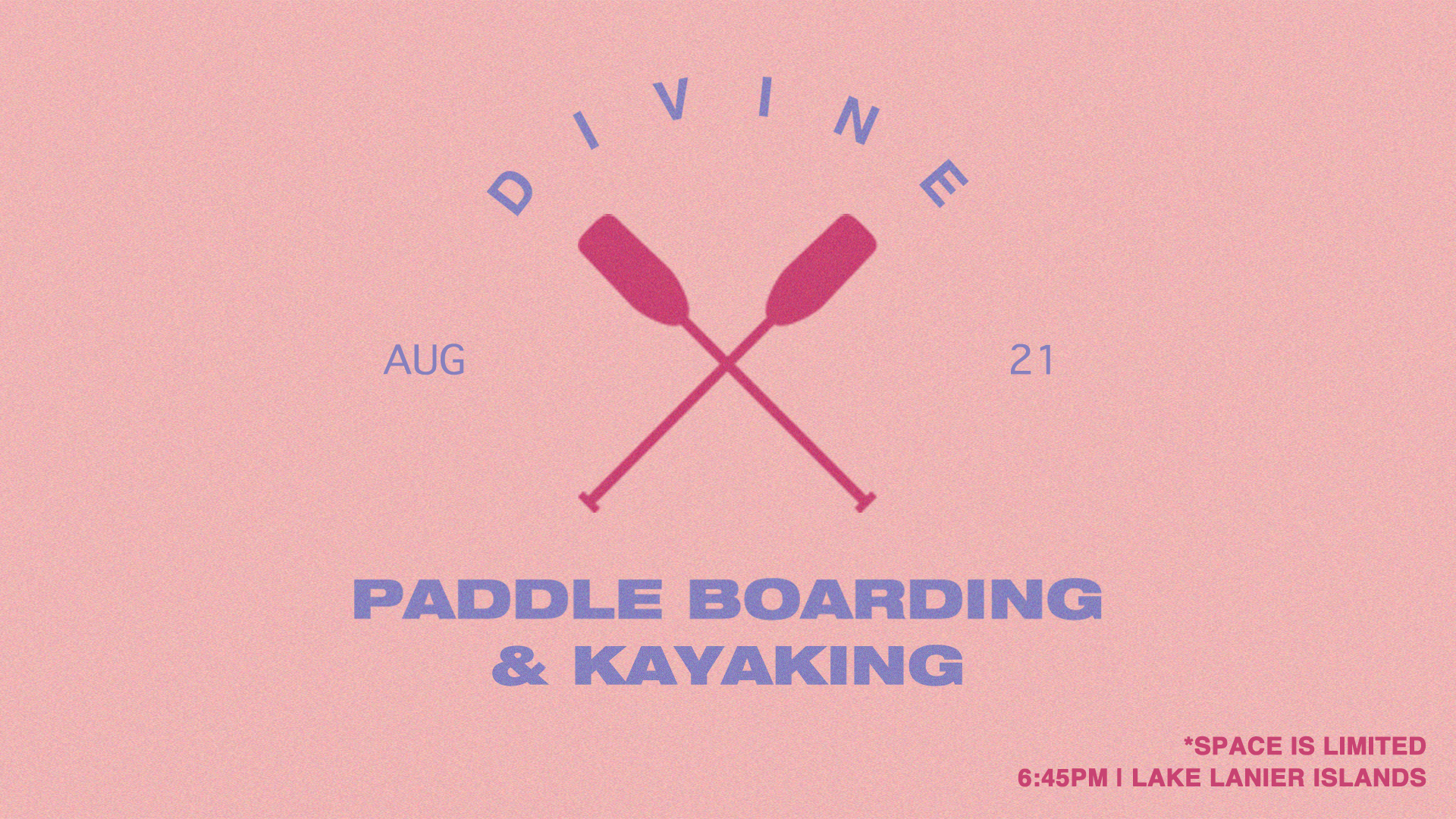Divine Paddle Board & Kayak at the Buford campus
