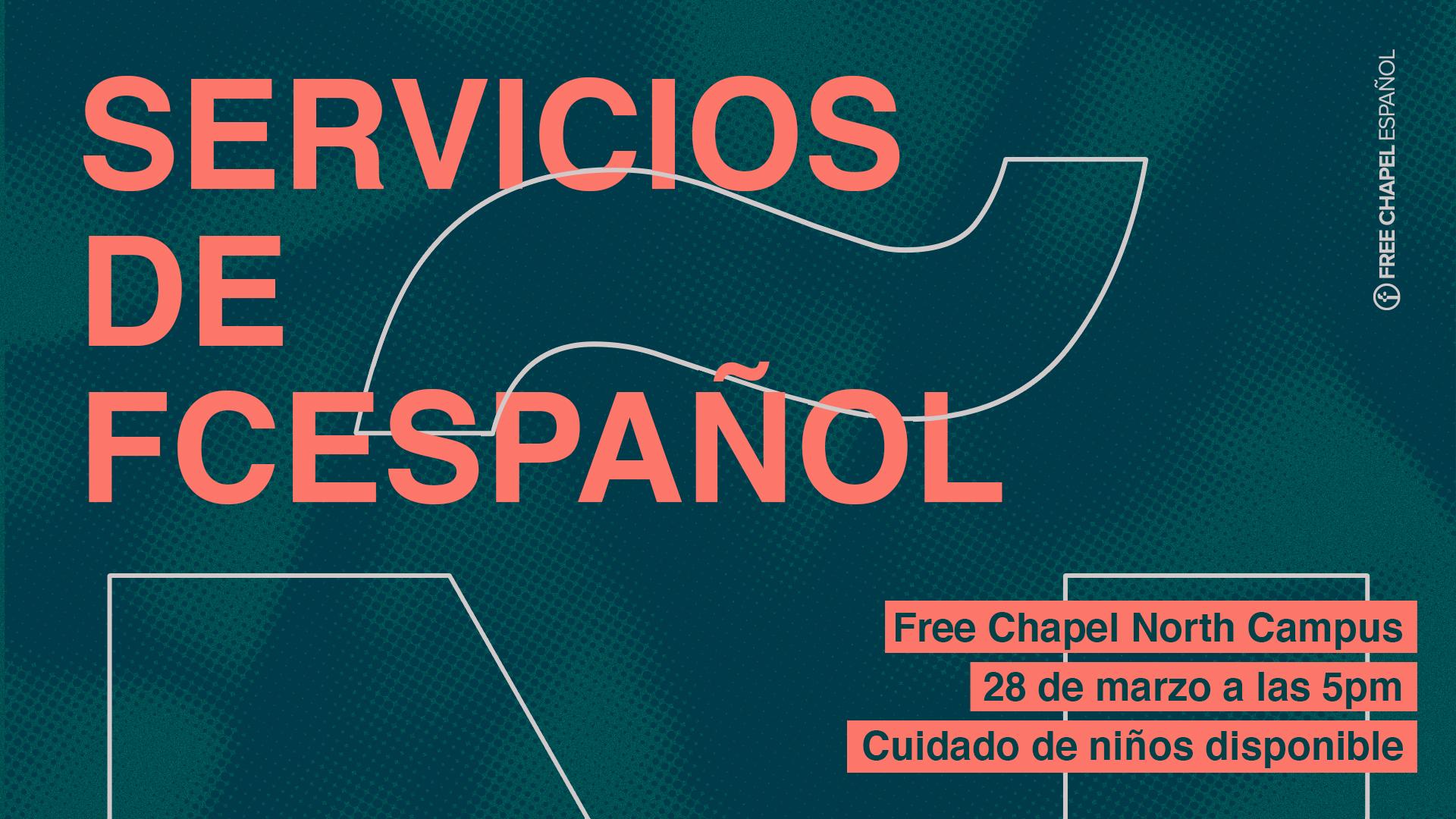 Servicios De FCEspañol at the Cumming campus