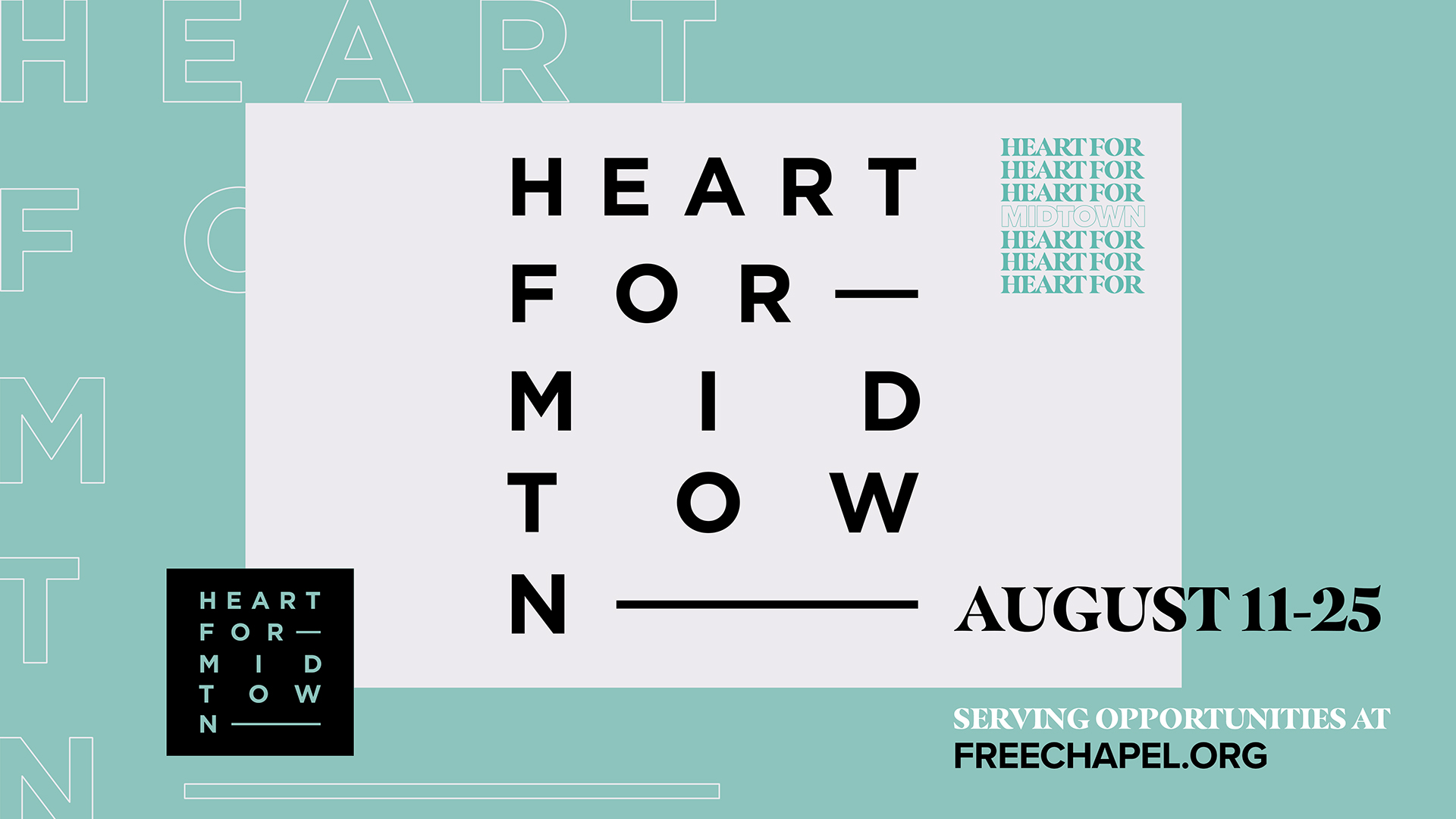 Heart For Midtown at the Midtown campus